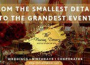 Birthday decorators in delhi - the fusion decor