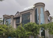 Coworking space in noida by innowork