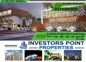 Residential affordable plots chitrakoot sonipat