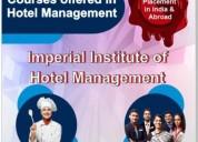 Institute for restaurant management hazaribag