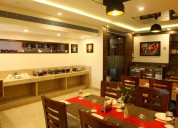 Fine dine restaurants in jasola delhi