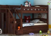 Brand new collection of kids bed in delhi at best