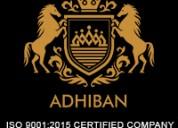 Adhiban mutual benefit nidhi limited
