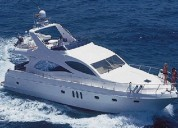 Rental yachts in goa | yacht & boats services goa