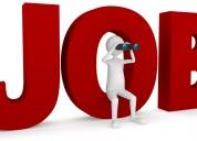 Urgent job hiring for business promotion