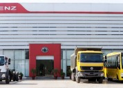Bharat benz trucks dealerships in punjab