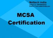 Mcsa course training in mumbai and thane
