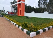 Villa plots in south bangalore