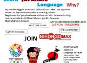 Best japanese language course in delhi