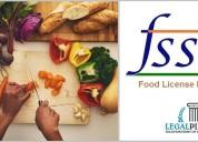 Food license in gurgaon