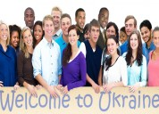 Study in europe(ukraine)  -admission open now