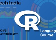 R language certification course in mumbai and than