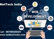 Best web development training institute