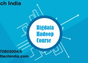 Bigdata hadoop certification course in mumbai