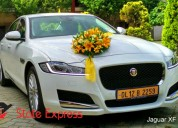 rent a luxury car for your dream wedding in delhi-
