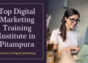 Best digital marketing training institute in pitam