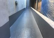 Balcony deck waterproofing services