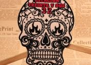 Skull wholesale custom patches