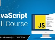 Javascript training in pitampura |next-g education