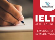 Ielts after engineering – language test for techno