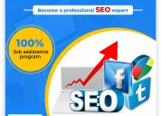 Search engine optimization training course indore