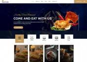 Palmplaza- best restaurant & cafe wordpress theme|