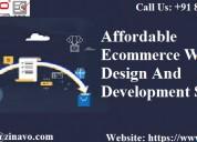 affordable ecommerce website design and developmen