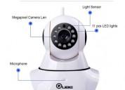 360 auto-rotating wireless cctv surveillance