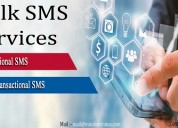 Best bulk sms services provider in india
