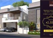 3 & 4 bhk villas for sale near gachibowli
