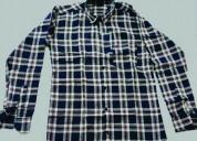 Multi color premium cotton men's checkered shirt -