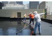 Membrane waterprofoofing services for terrace