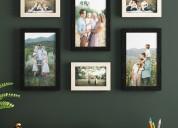 Glance at modern photo frames online @ ws