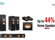 Up to 44% off home speakers