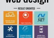 Looking for web design,web developer & app design