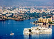 Golden triangle with udaipur tour package