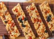 Order snack bars online