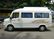 16 seater tempo traveller in jaipur
