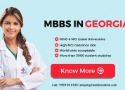 Mbbs in georgia fees structure 2019