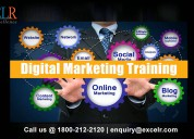 Excelr - digital marketing course training in bang