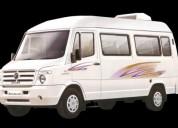 16 Seater Tempo Traveller in Jaipur