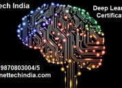 Deep learning certification in thane