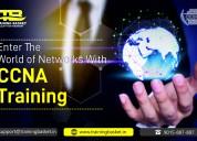 Best ccna training institute in noida