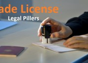 Get the trade license in noida