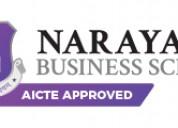 Narayana business school