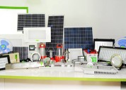 Best solar home lights system manufacturers