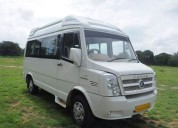 12 seater tempo traveller in jaipur