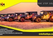 4x4 equipments | 4x4 accessories bangalore