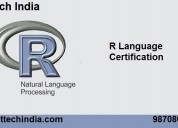 R language training in mumbai