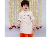 Best offers on kids dhoti kurtas at mirraw